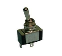 Load image into Gallery viewer, Heavy Duty Bat Handle Toggle Switch 30-086