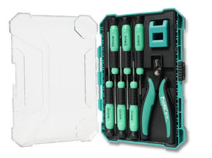7 Pc Electronics SD Set w/cutter