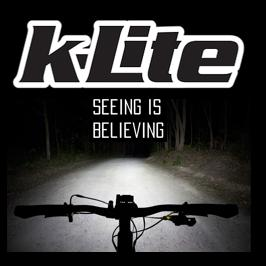 kLite dynamo powered lighting systems and AC to DC USB Charging Systems