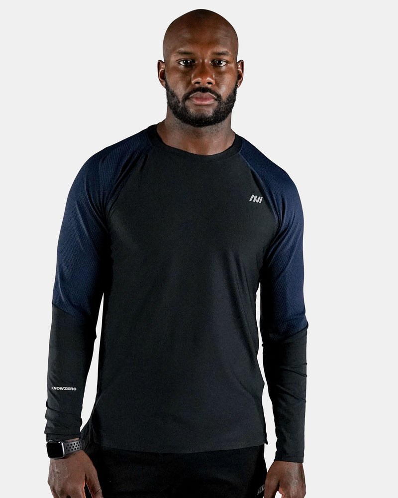 ZRO Performance Long Sleeve - Navy