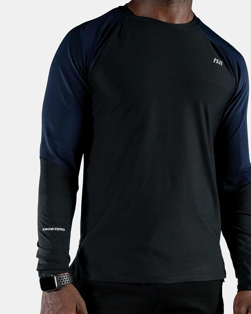 Load image into Gallery viewer, ZRO Performance Long Sleeve - Navy
