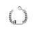 Bytten Jaclyn bracelet for Fitbit Flex - white rhodium