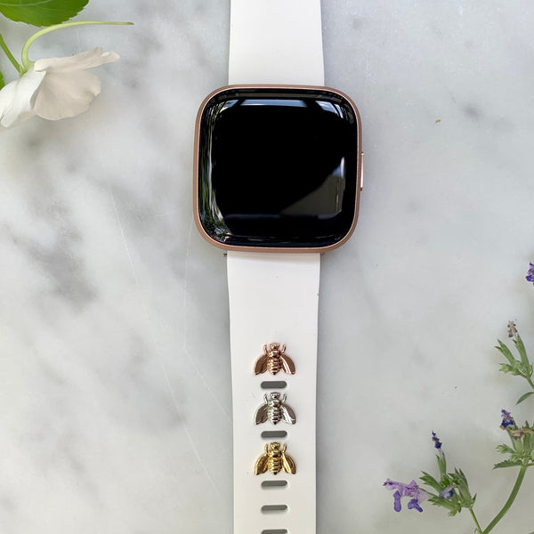bee Stud for Fitbit Versa, Charge & Alta classic bands
