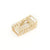 Bytten Lucas slide for Fitbit Flex - 18K gold