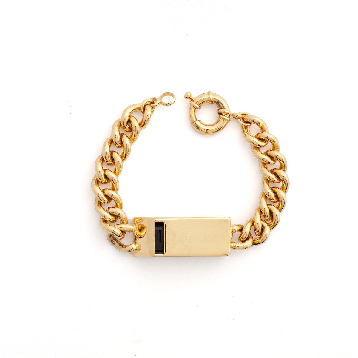 Bytten Jaclyn bracelet for Fitbit Flex - 18K gold
