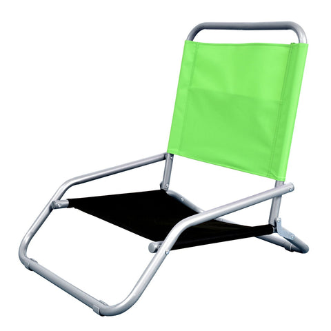 Two-Tone Foldable Beach Chair