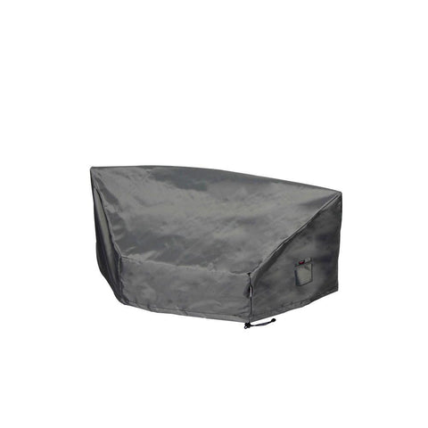Titanium Shield Outdoor Rounded Sofa Cover
