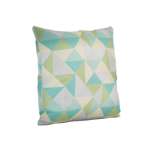 Ruskin Lagoon Square Outdoor Accent Throw Pillow