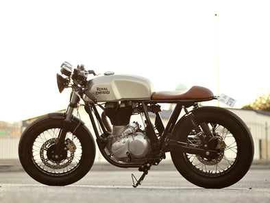 Cafe Rider Custom PROJECT ZERO 17: THE SCOUT