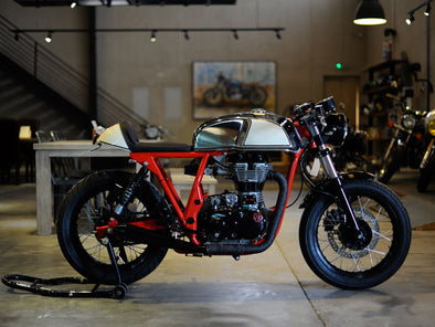 Cafe Rider Custom PROJECT ZERO 6: GT-RACER