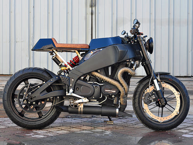 Cafe Rider Custom PROJECT ZERO 16: THE HIGHLANDER
