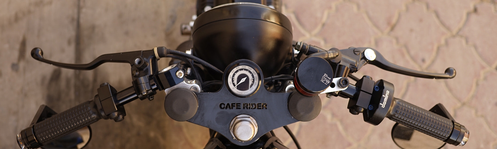 Cafe Rider Custom Motorcycles