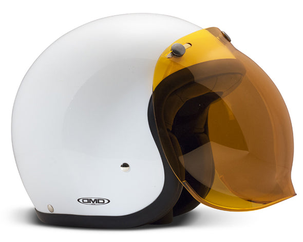 DMD Bubble Visor Orange