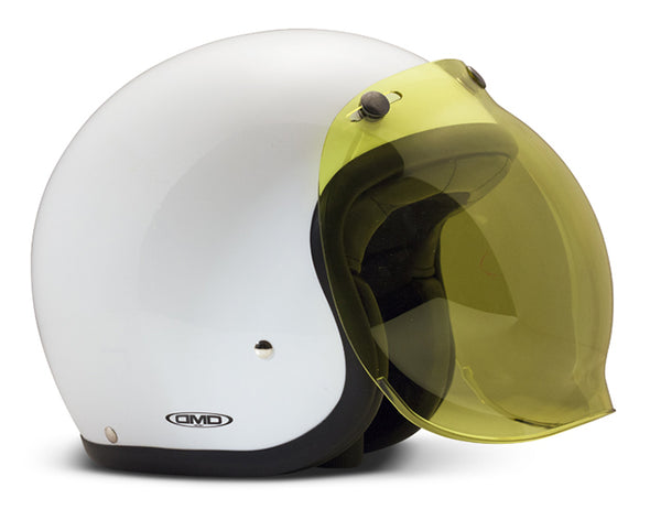 DMD Bubble Visor Yellow