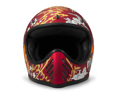 DMD SEVENTY FIVE SAUVAGE HELMET