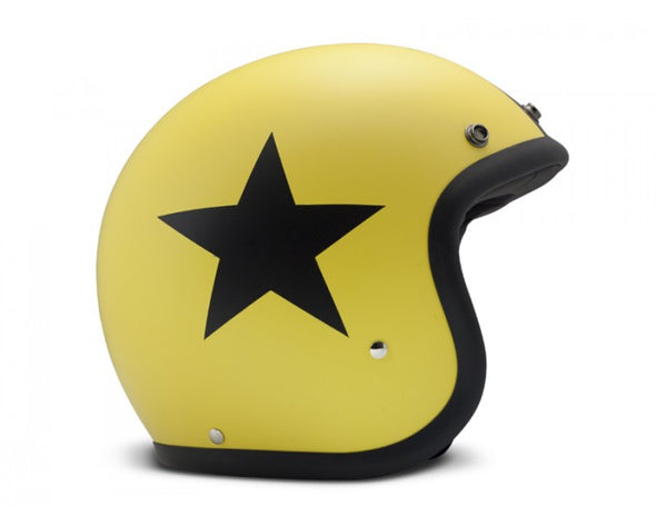 DMD Helmet Yellow