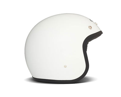 DMD Solid White Helmet