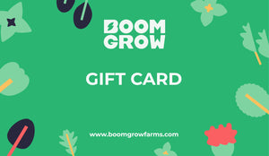 BoomGrow Gift Card