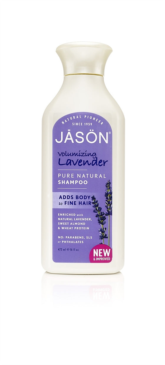 Jason Volumizing Lavender Shampoo - 473ml
