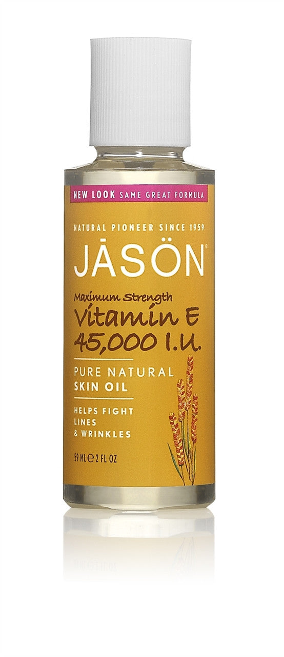 Jason Vitamin E Skin Oil - 59ml