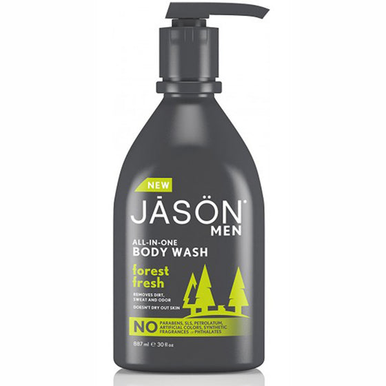Jason Men's Forrest Fresh Body Wash 887ml