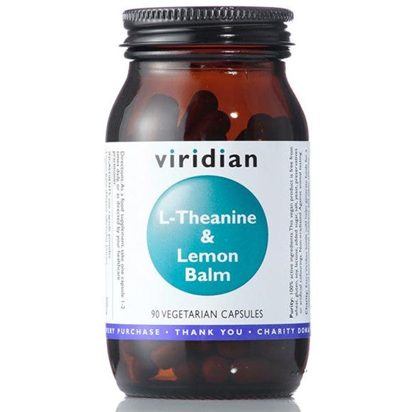 Viridian L-Theanine and Lemon Balm