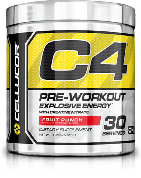 Cellucor C4 4th Gen 60 servings