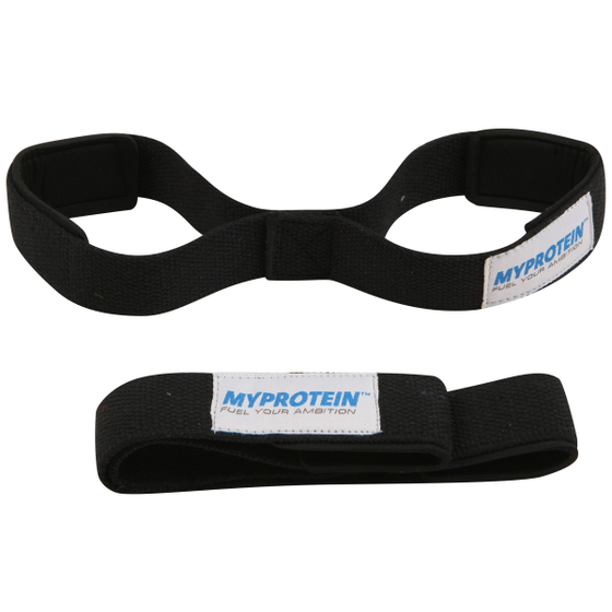 MyProtein Figure of 8 Lifting Straps