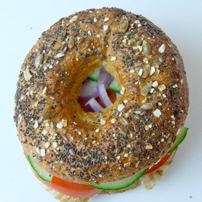 Dr Zak's High Protein Bagels Pack of 4