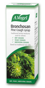 A.Vogel Bronchosan Cough Syrup 100ml