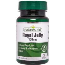 Royal Jelly 150mg (Honey & Wheatgerm Oil Base)