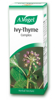 A.Vogel Ivy-Thyme Complex Drops Tincture 50ml