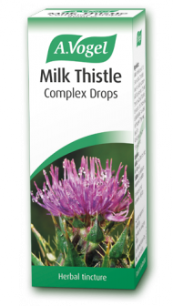 A.Vogel Milk Thistle Complex Drops Tincture 50ml