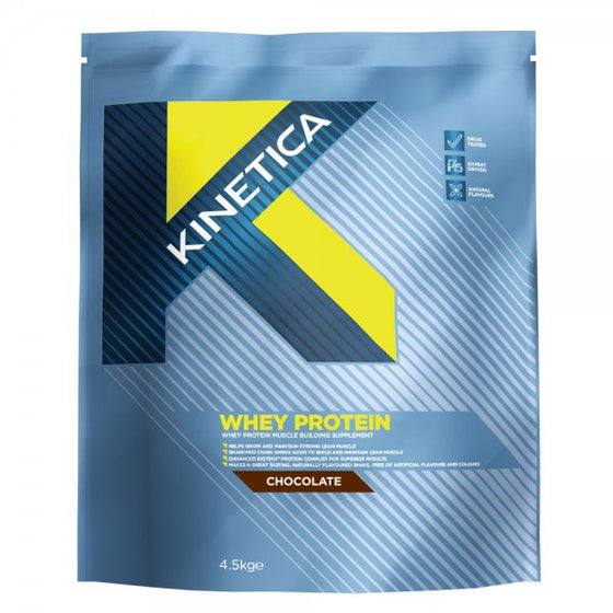 Kinetica Whey Protein 4.5kg
