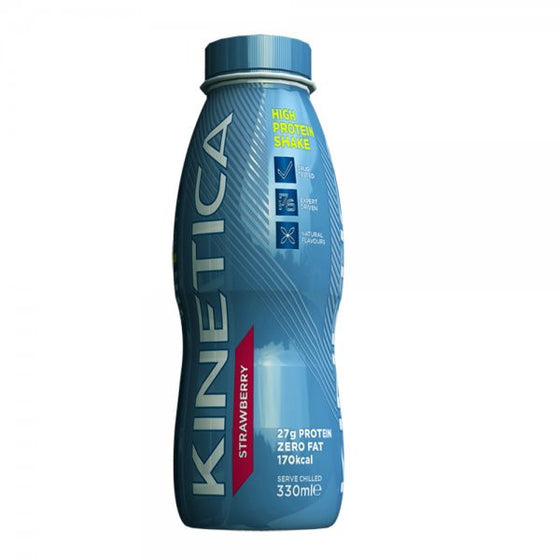 Kinetica RTD 330 ML (tray of 12)