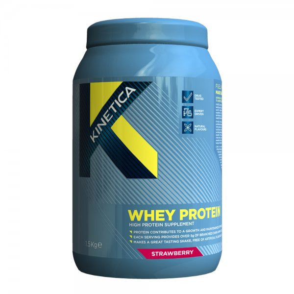 Kinetica Whey Protein 1.5kg