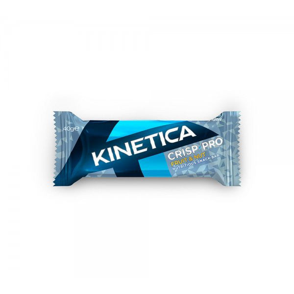 Kinetica Crisp Pro Bar- Fruit & Nut 15 Bars