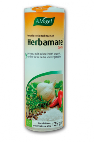 A.Vogel Herbamare Spicy Fresh Herb Sea Salt 125g