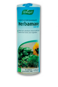 A.Vogel Herbamare Low Salt Fresh Herb Seasoning Salt 125g