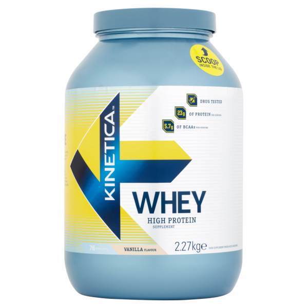 Kinetica Whey Protein 2.27kg