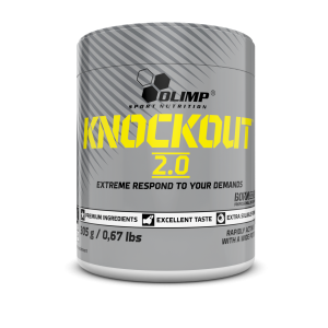 OLIMP Supplements Knockout 2.0 Pre-workout - 305g (60 servings)