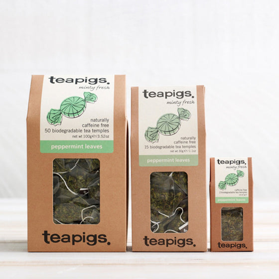Teapigs Peppermint Leaves -Tummy Tonic