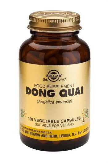Dong Quai 100 Vegetable Capsules