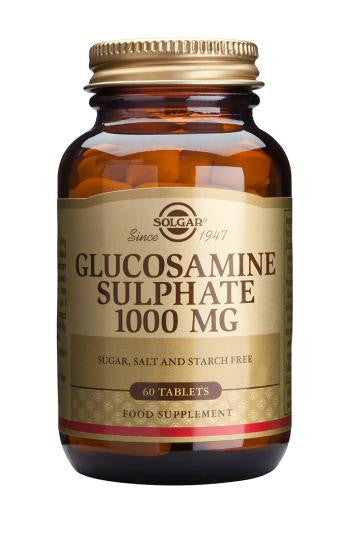 Glucosamine Sulphate 1000 mg 60 Tablets