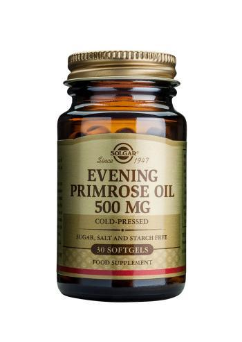 Solgar Evening Primrose Oil 500 mg Softgels