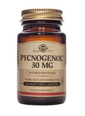 Solgar Pycnogenol(R) 30 mg Vegetable Capsules