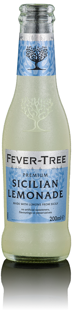 Fever-Tree Sicilian Lemonade - 24 x 200ml