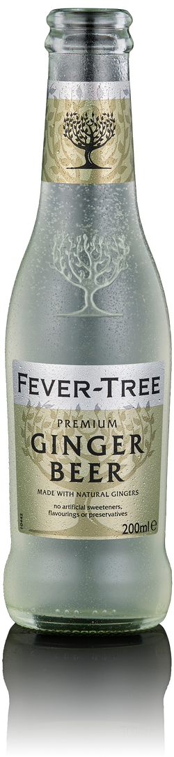 Fever-Tree Ginger Beer - 24 x 200ml