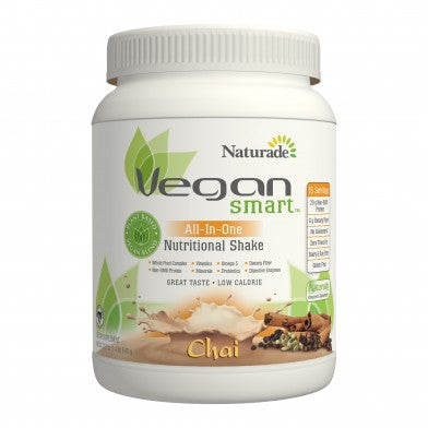 Naturade Vegan Smart Chai Protein - 690g
