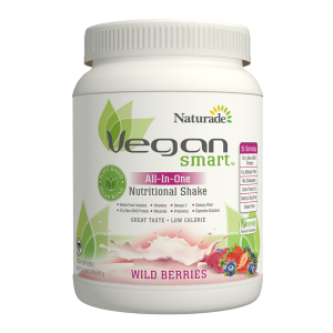 Naturade Vegan Smart Protein - Wild berries 690g